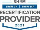 SHRM Recertification Provider Seal 2021 JPG (003)